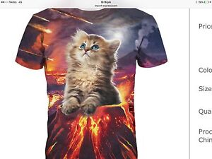 3 d tshirts trending mid to teen Fannie Bay Darwin City Preview