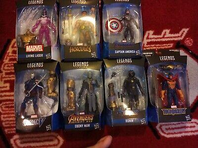 Avengers: Endgame Marvel Legends (wave 1) BAF Thanos