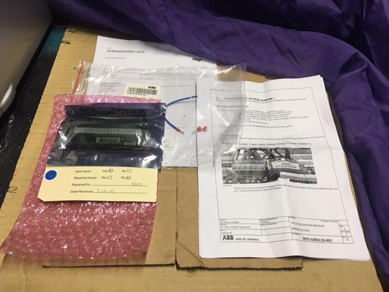 Abb 3HNA003882-001/02 Pcb Circuit Board - Upgrade VCD Board to 3HNA006565-001