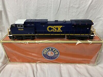 LIONEL LEGACY CSX DASH 9 DIESEL ENGINE 6-39584 FITS MTH K-LINE ATLAS  TRAIN for sale  Donegal
