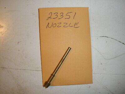 Briggs Stratton Gas Engine Nozzle 23351 New Old Stock Vintage