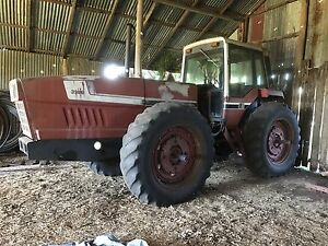 International 3388 four wheel drive  tractor Wondai South Burnett Area Preview
