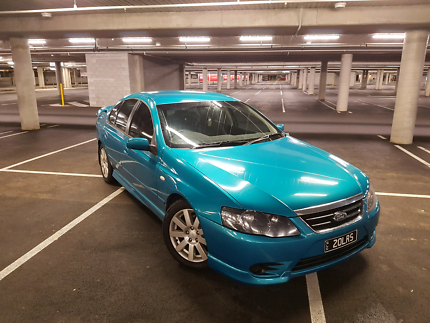 08 ford falcon Deception Bay Caboolture Area Preview