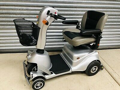 2019 Quingo Classic Mid Size Mobility Scooter 4 mph inc Warranty