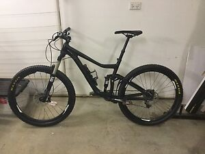 2016 Giant Trance Advanced 2 MEDIUM Perth Northern Midlands Preview