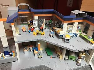 Many playmobil sets & miscellaneous items