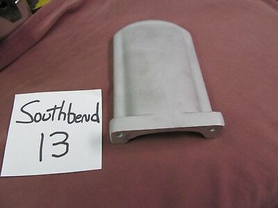 Southbend 13 Feed Screw Chip Guard. Cover