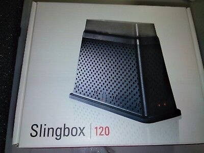 New Sling Media Slingbox 120 Watch Your Tv On Mobile Devices Sb120