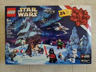 2020 Lego Star Wars Advent Calender 75279 Christmas Countdown NIB FAST FREE SHIP