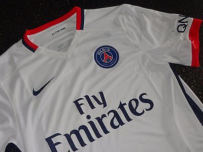 BNWT Nike PSG Paris Saint-Germain Away Shirt - Medium