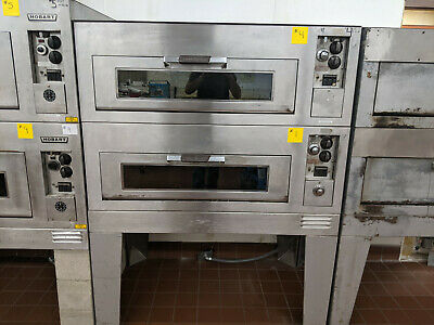 Double Stack Commercial Electric Pizza Oven