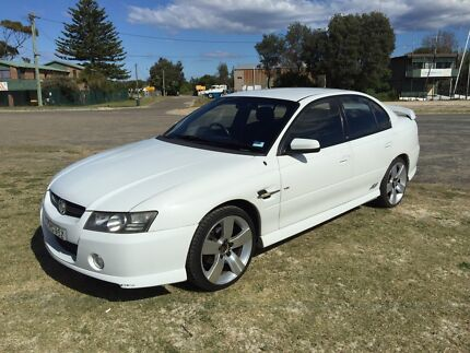 Holden Commodore 2005 VZ SS Moree Moree Plains Preview