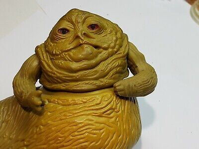 Vintage Jabba the Hutt Complete Good Condition Star Wars