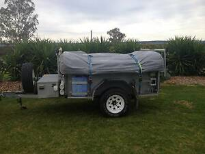"Off Road 3Dog Camping Trailer with heaps of extras ""READY TO GO"" Parkes Parkes Area Preview"