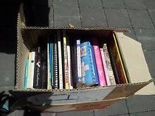 1 box books free Rivervale Belmont Area Preview