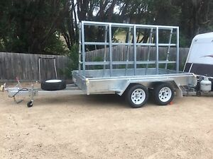 10x5 tandom trailer Tootgarook Mornington Peninsula Preview
