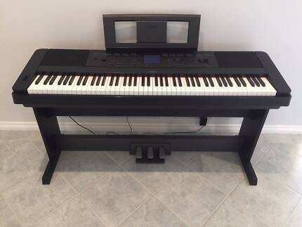 Yamaha Digital Piano DGX660 - A perfect first piano