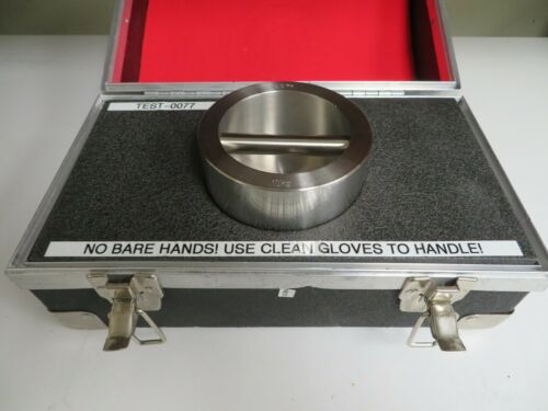 Troemner 10 KG Mass Weight - Analytical Balance Calibration NR25