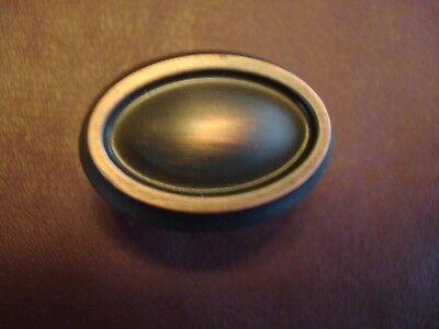 (Amerock Oil Rubbed Bronze Cabinet Knobs, BP26127-ORB)