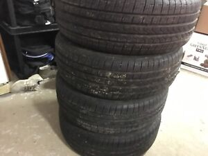 Pirelli cinturato p7 Run flats all season 225/50/r18 95v