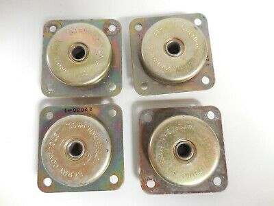 Barry Controls 22030-1 Shock Vibration Isolation Mounts Lot Of 4
