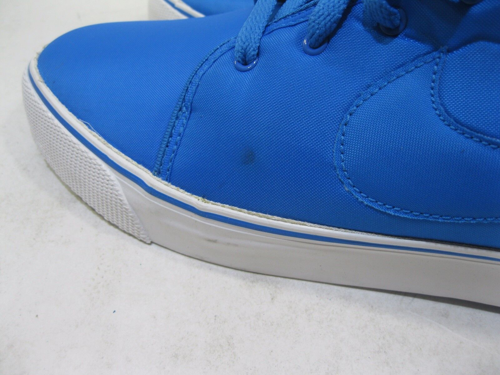 size 40 353af 0f55c ... Nike Toki Mens Sneakers In Pilot Blue Summit White 385444-403 Size 11.5  фото ...