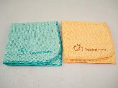 Tupperware 2x FaserPro Universal Allzwecktuch Multi Tuch T21 Faser Pro