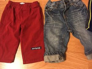 Boy clothes 3-6m some new. Prince George British Columbia image 2
