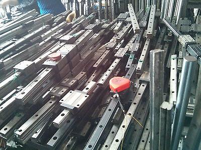 Thk Nsk Iko Shs Hsr Sr Ssr Used Linear Rails Bearings For Cnc Router