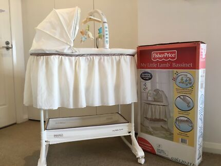 Wanted: Fisher Price My Little Lamb Bassinet