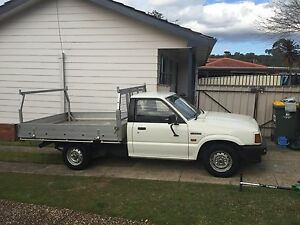 1995 Mazda B2600 Other Elermore Vale Newcastle Area Preview