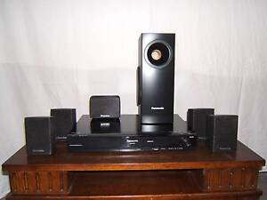 Panasonic DVD Home Theatre Sound System Avalon Pittwater Area Preview