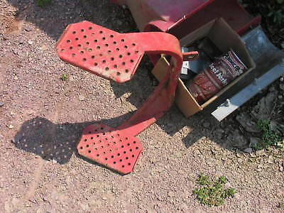 Ih International Farmall Steps 1206 806 856 1256 706 966 1066 1466 986 1086
