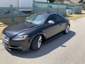 2011 Audi TTS in excellent used condition