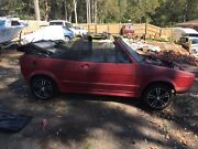 VW Golf Cabriolet 1991 Wamberal Gosford Area Preview