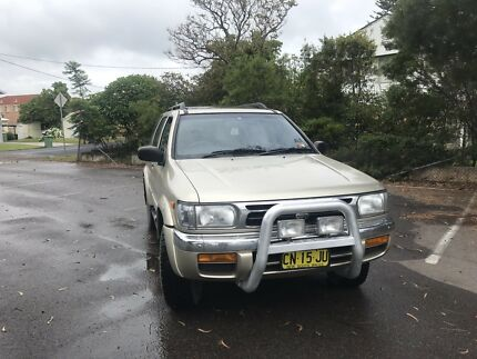 98' Nissan pathfinder Summerland Point Wyong Area Preview