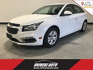 2016 Chevrolet Cruze Limited 1LT CLEAN CARPROOF, REARVIEW CAM...