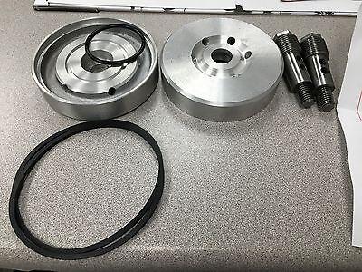 Case Ih Oil Filter Adapter Kit Ms-361407 For 361 407 Ih Diesel Engines