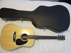 Genuine Martin D28 Standard Series Acoustic Guitar West Ryde Ryde Area Preview