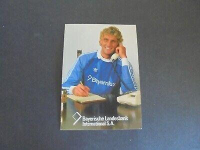 Kaart : Jean-Marie Pfaff (Bayern München)
