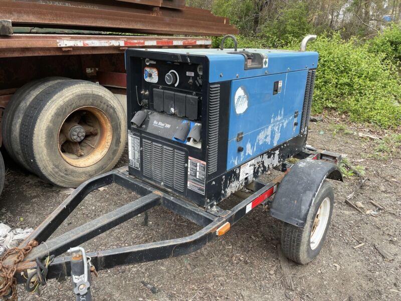Miller Big Blue 300 Diesel