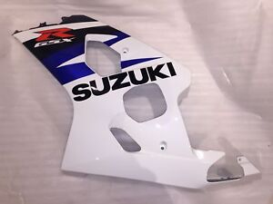 GSX-R Left Side Fairing - Brand New