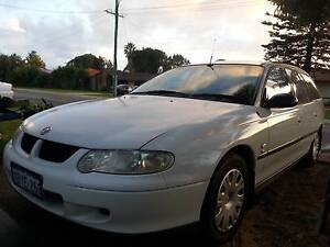2001 Holden Commodore Wagon Belmont Belmont Area Preview