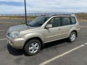 2007 Nissan xtrail TI Warrnambool Warrnambool City Preview