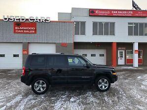 2014 Jeep Patriot Limited - Heated Seats, Low KMs!