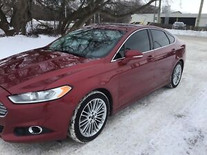 2013 Ford Fusion  CERTIFIED