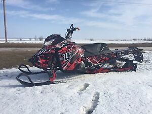 2015 Skidoo Summit X 800 '163