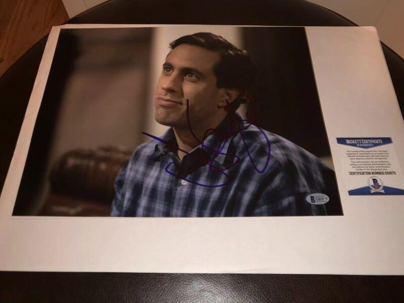 Jerry Seinfeld Signed Autographed 11x14 Photo Comedy Legend BECKETT COA