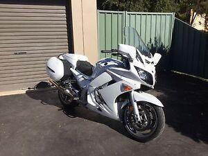 2012 Yamaha FJR1300A Mount Annan Camden Area Preview