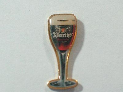 Kostritzer German Black Lager Beer Pin, (nicer than picture), ** #38 (**)